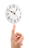 Easy time management Stock Images