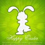 Hop on Easter Style Stock Photos