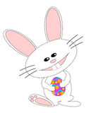 Easyer bunny Royalty Free Stock Photography