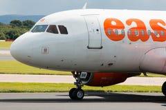 Easyjet A319 Imagens de Stock Royalty Free