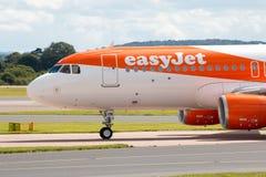 Easyjet A319 Fotografia de Stock Royalty Free