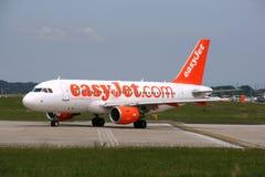EasyJet Stock Image