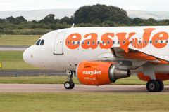 Easyjet Airbus A319 Images stock