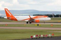 Easyjet Airbus A319 Fotos de Stock