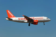 EasyJet Airbus A319 Stock Photos