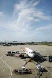 EasyJet Airbus A319 Lizenzfreies Stockfoto