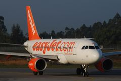 EasyJet.com. EasyJet and low cost carriers are frequently on the news and this image can be used to illustrate numerous articles stock image