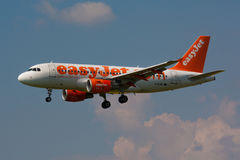 A319 Easyjet Royalty Free Stock Photo