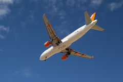 EasyJet Royalty Free Stock Photography
