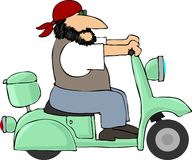 Easyrider Stock Photo