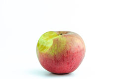 Eat apple Stock Photo