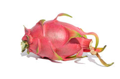 Eat fresh fruit dragon fruit Stock Photo