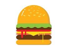 Eat vector illustration