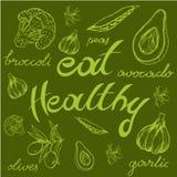 Eat healthy Stock Photo