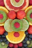 Eat More Fruit Royalty Free Stock Images