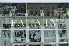 Eataly Obrazy Stock