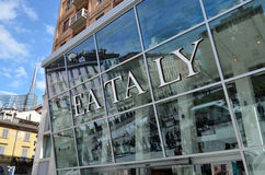 Eataly Stock Photo