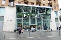 Eataly lager Arkivbilder