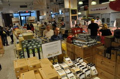 Eataly in New York City Royalty Free Stock Photo