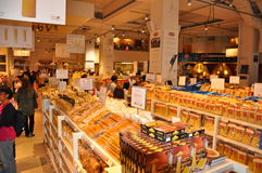 Eataly in New York City Stock Photography