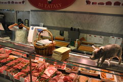 Eataly in New York City Royalty Free Stock Image