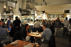 Eataly in New York City Stock Images