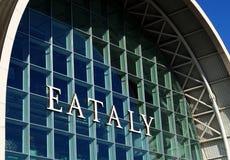 Eataly store Royalty Free Stock Photo
