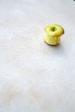 An eaten apple Royalty Free Stock Images