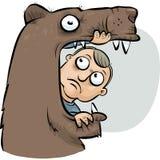 Eaten by Bear Stock Photos
