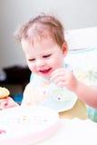 eating stock fotografie