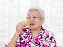 Free Eating Apple Royalty Free Stock Photo - 31620505