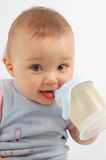 Eating Baby Stock Image