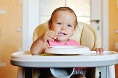 Eating baby Royalty Free Stock Photos