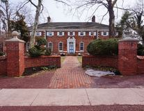Eating Club At Princeton University