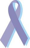 Eating disorders ribbon Royalty Free Stock Photography