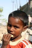 Eating Food stock image