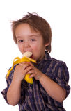 Eating healthy Royalty Free Stock Photography