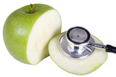 Eating for a Healthy Heart stock photography
