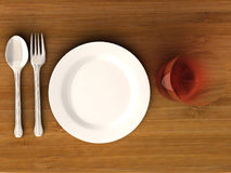 Eating Utensil Royalty Free Stock Images