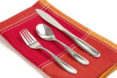 Eating Utensils Royalty Free Stock Photos