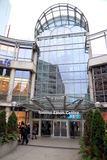 Eaton Center Entrance Royalty Free Stock Images