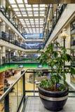 Eaton center Montreal Stock Photo