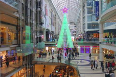 Eaton Centre Stock Photography