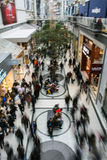 Eaton centre corridor Royalty Free Stock Image