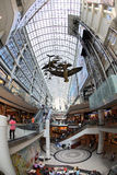 Eaton centre inside stock photo