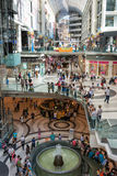 Eaton Centre in Toronto Royalty Free Stock Photo