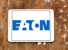 Eaton Corporation logo Stock Image