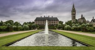 Eaton Hall, das Landhaus des Herzogs von Westminster Lizenzfreies Stockfoto