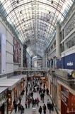 Eaton Mitte-Einkaufszentrum Stockbild