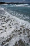 Eau de mer Photo libre de droits